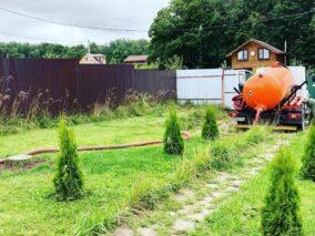 Откачка деревенского туалета в Серпухове и районе